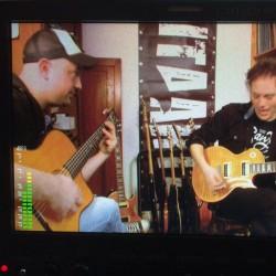 Sytse en Ruben opname gitaartabs