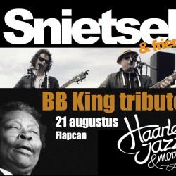 Snietsel BB King poster