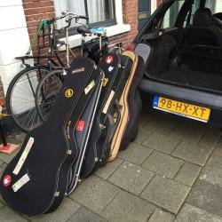 gitaren verhuizen